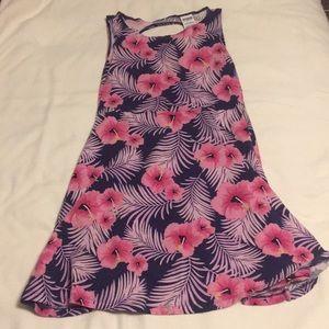 VS tropical dress